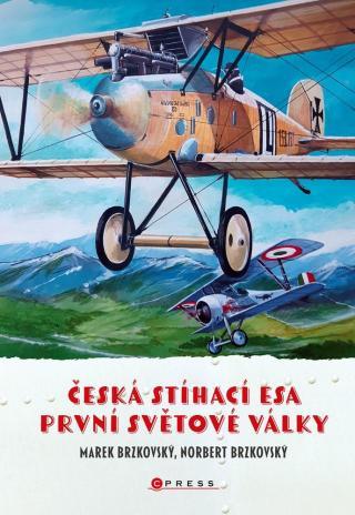 Česká stíhací esa první světové války [E-kniha]